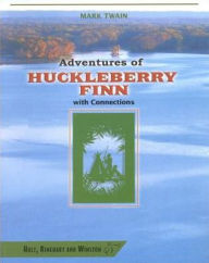 HRW Library: Individual Leveled Reader Adventures of Huckleberry Finn - Houghton Mifflin Harcourt