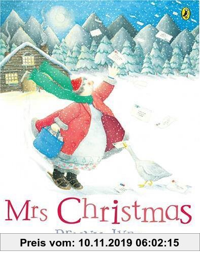 Gebr. - Mrs Christmas (Picture Puffin Story Books)