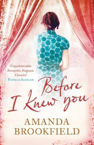 Before I Knew You - Brookfield, Amanda