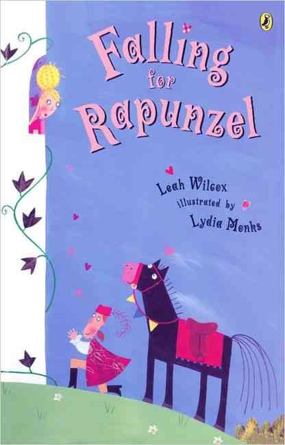 Falling for Rapunzel - Leah Wilcox
