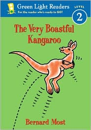 The Very Boastful Kangaroo - Bernard Most