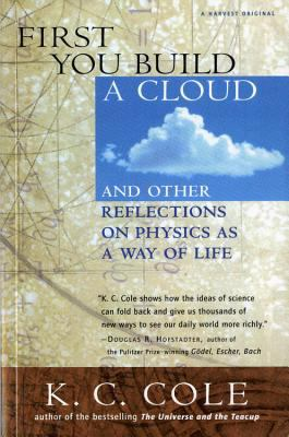 First You Build a Cloud - Cole, K. C. / Oppenheimer, Frank