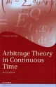 Arbitrage Theory in Continuous Time 3/e - Bjork
