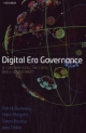 Digital Era Governance: IT Corporations, the State, and e-Government - Patrick Dunleavy;  Helen Margetts;  Simon Bastow;  Jane Tinkler