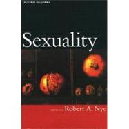 Sexuality - Nye, Robert A.