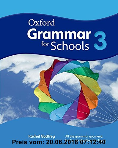 Gebr. - Oxford Grammar for Schools 3: Student's Book and DVD-ROM Pack