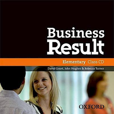 Business Result Elementary - Class CD - David Grant