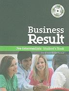 Business Result Pre-Intermediate - Student's Pack