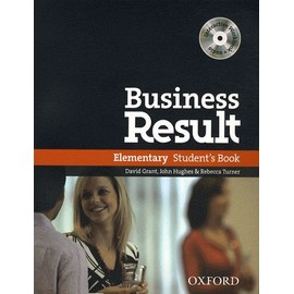 Business Result Elementary - Student's Book (1cédérom) - David Grant