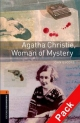 Oxford Bookworms Library: Level 2: Agatha Christie, Woman of Mystery - John Escott