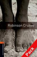 Robinson Crusoe. Oxford bookworms library. Livello 2. Con CD Audio