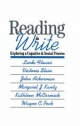 Reading to Write - Linda Flower; Victoria Stein; John Ackerman; Margaret J. Kantz