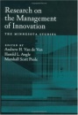 Research on the Management of Innovation: The Minnesota Studies