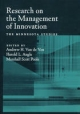 Research on the Management of Innovation - Andrew H. Van de Ven; Harold L. Angle; Marshall Scott Poole