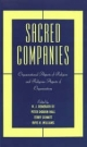 Sacred Companies: Organizational Aspects of Religion and Religious Aspects of Organizations