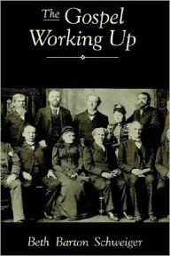 The Gospel Working Up: Progress and the Pulpit in Nineteenth-Century Virginia - Beth Barton Schweiger
