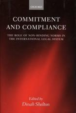 Commitment and Compliance - Dinah Shelton (editor)