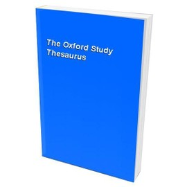 The Oxford Study Thesaurus