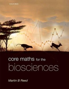 Core Maths for the Biosciences - Reed, Martin
