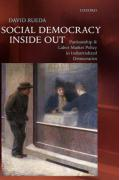 Social Democracy Inside Out: Partisanship and Labor Market Policy in Advanced Industrialized Democracies