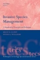 Invasive Species Management - Mick N. Clout; Peter A. Williams