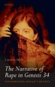 The Narrative of Rape in Genesis 34 - Caroline Blyth