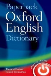 Paperback Oxford English Dictionary - Maurice Waite