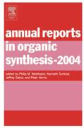 Annual Reports in Organic Synthesis