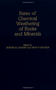 Rates of Chemical Weathering of Rocks & Minerals