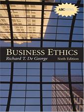 Business Ethics [With CDROM]