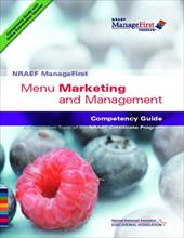 Menu Marketing and Management: Competency Guide - National Restaurant Assoc Educational Foundation, Nra