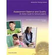 Assessment Balance and Quality 10 Pack - Chappuis, Steve; Commodore, Carol; Stiggins, Rick J.