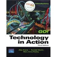 Technology In Action Intro & Student CD Package - Evans