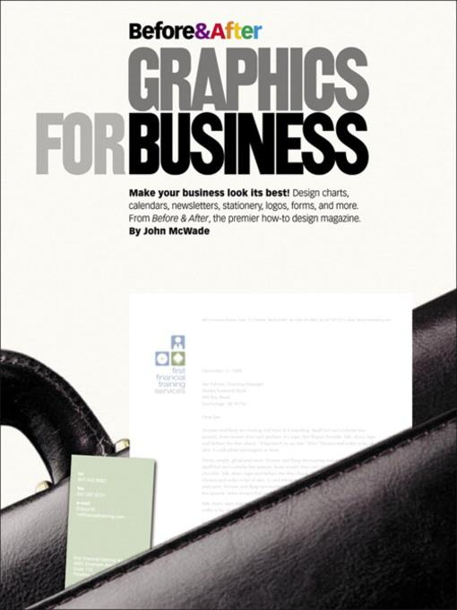 Before and After Graphics for Business als eBook von John McWade - Pearson Technology Group