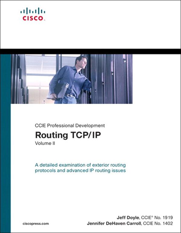 Routing TCP/IP, Volume II (CCIE Professional Development) als eBook von Jeff Doyle, Jennifer DeHaven Carroll - Pearson Technology Group