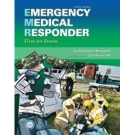 Emergency Medical Responder: First on Scene - Collectif