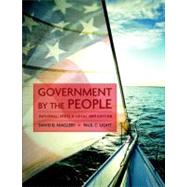 Government by the People, National, State, and Local, 2009  Edition - Magleby, David B.; Light, Paul C.