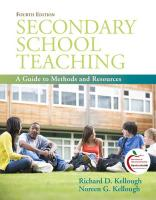 Secondary School Teaching: A Guide to Methods and Resources