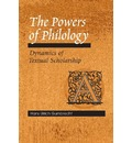 The Powers of Philology - Hans Ulrich Gumbrecht