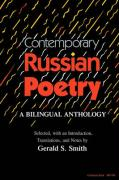 Contemporary Russian Poetry: A Bilingual Anthology