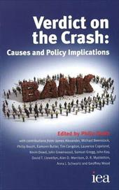 Verdict on the Crash: Causes and Policy Implications - Booth, Philip