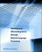 Spotting and Discovering Terms Through Natural Language Processing