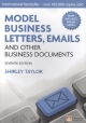 Model Business Letters, Emails and Other Business Documents - Shirley Taylor
