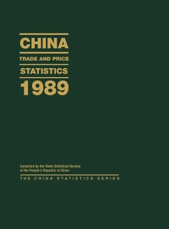 China Trade and Price Statistics 1989 - State Statistical Bureau Peoples Republi State Statistical Bureau Peoples Republi People's Republic of China State Statist