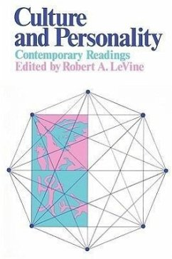 Culture and Personality: Contemporary Readings - Levine, Robert Alan Levine, John
