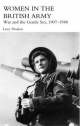 Women in the British Army - Lucy Noakes
