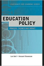 Education Policy - Les Bell, Howard Stevenson