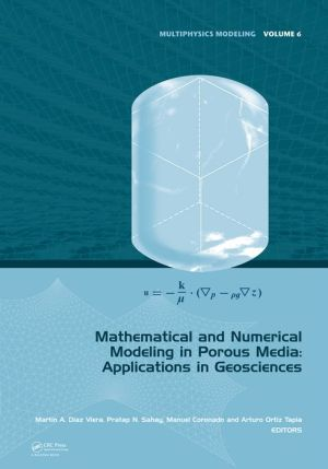 Mathematical and Numerical Modeling in Porous Media: Applications in Geoscience (PagePerfect NOOK Book) - Martin A. Diaz Viera (Editor), Manuel Coronado (Editor), Arturo Ortiz Tapia (Editor), Pratap Sahay (Editor)
