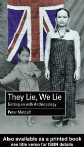 They Lie, We Lie - Peter Metcalf