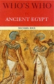 Who's Who in Ancient Egypt - Michael Rice